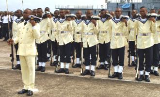 Nigerian navy currently recruiting graduates