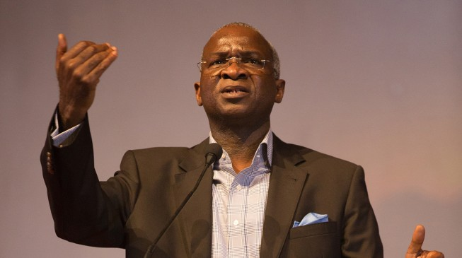 Metering of electricity consumers is not a monopoly for DisCos - Fashola