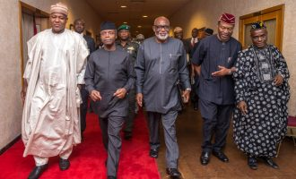 Osinbajo: We've given N1.9tn to states from Paris Club refund