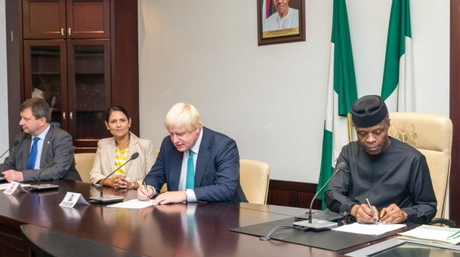 Britain set to cut aid to Nigeria in half