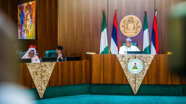 Buhari Receives D'Tigress, Announces Cash Rewards for Players, Officials