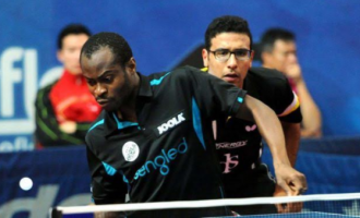 Nigeria Open: Quadri paired with Egypt's Assar for doubles event