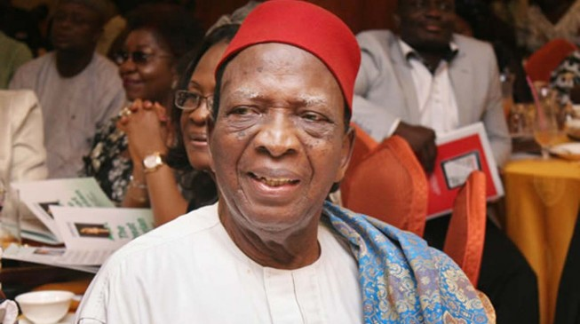 'Self defence guaranteed by the constitution' — Nwabueze backs Danjuma's call to arms