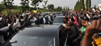 Bad weather forces Buhari to travel from Kano to Daura by road