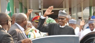 I'll do the best I can, Buhari tells Nigerians