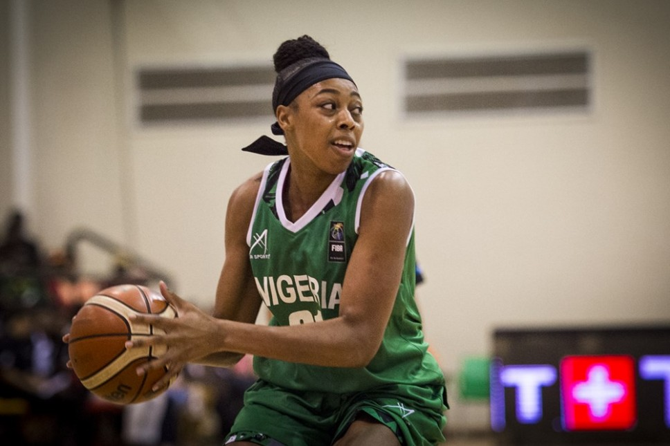Images from Afrobasket women final