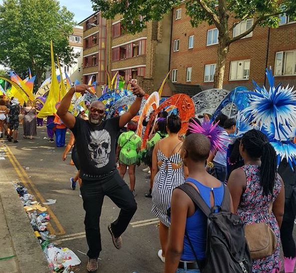 DinoMelaye at LondonCarnival4