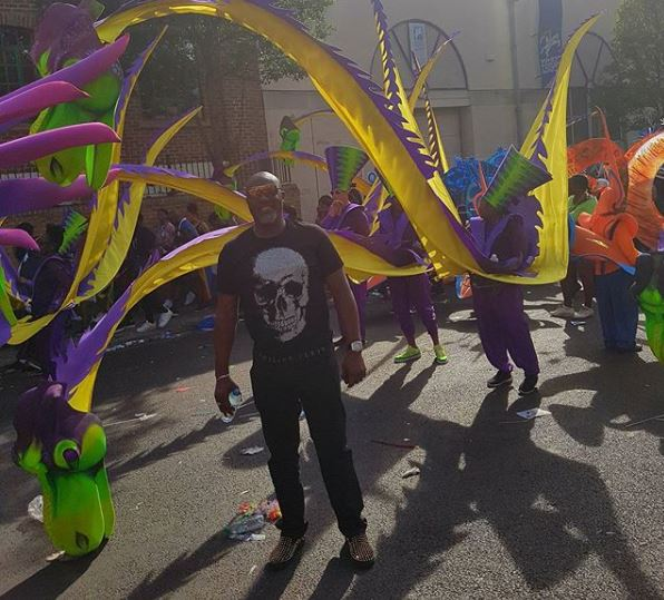 DinoMelaye at LondonCarnival7