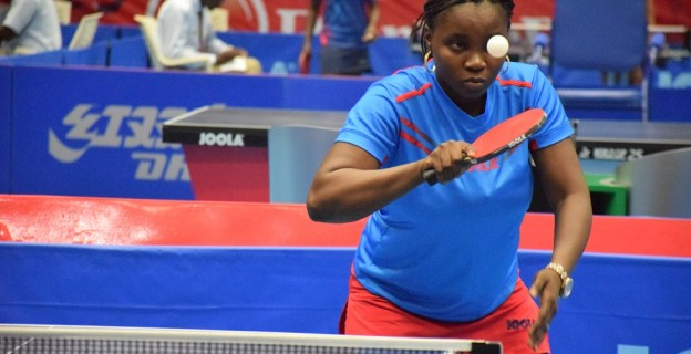 ITTF challenge: Action images from day 1