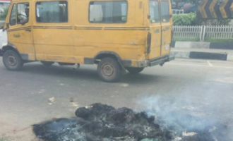 Two people burnt alive at new 'ritualists' den'