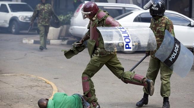 11 protesters shot dead as post-election violence rocks Kenya
