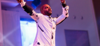 US gospel star Kirk Franklin reveals he has a Nigerian family