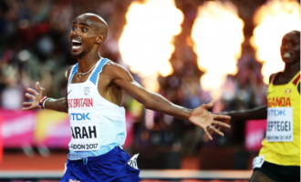 London 2017: Mo Farah wins fifth world championship gold