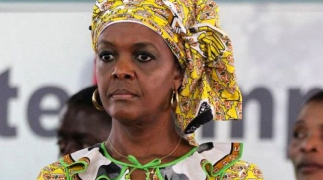 Mugabe's wife facing assault charge in South Africa