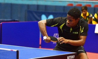Nigeria Open: I'm in good form… my target is to win, says Olajide Omotayo