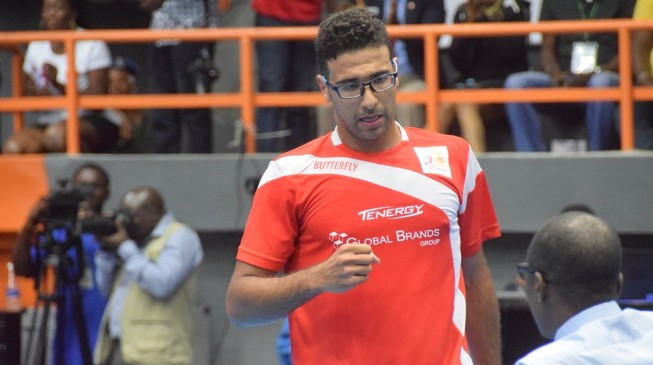 Egypt's Omar Assar wins third Nigeria Open title