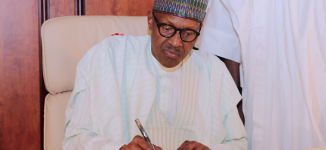 Buhari 'signs' proclamation proscribing IPOB