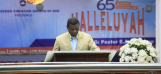 The many stories of RCCG's worldwide convention