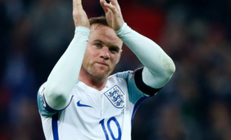 Rooney retires from international football, says 'it is time to bow out'