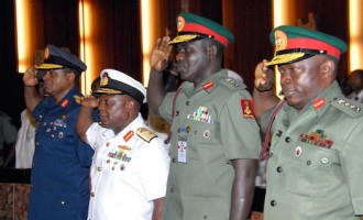 'There are evil designs to disrupt 2019 elections' — security chiefs raise the alarm