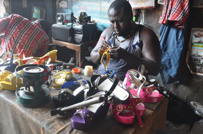 Shoe manufacturers in Aba