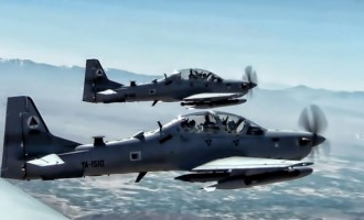 Finally, US sells $593m warplanes to Nigeria