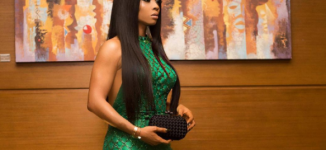 Toke Makinwa takes up major acting role, says 'God has opened doors for me'