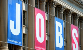 US economy adds 209,000 jobs in one month