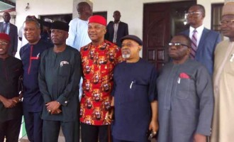 Ozubulu attack: Osinbajo sends delegation to Anambra