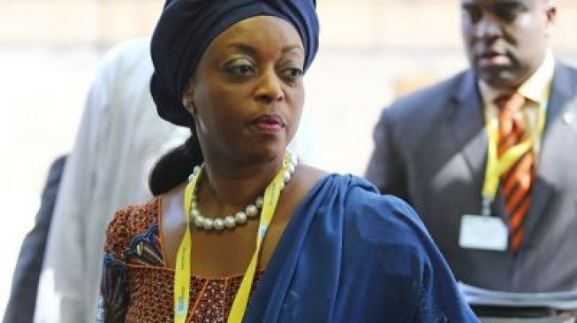 EXCLUSIVE PHOTOS: Diezani rents London flat as £11m asset forfeiture looms