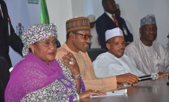 Aisha Alhassan: I will quit Buhari's cabinet when the time comes