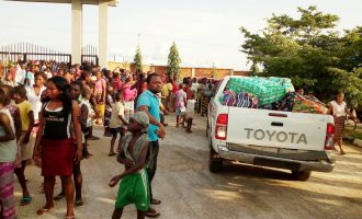 Police release journalist who reported 'diversion' of relief materials