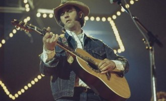 1939-2017: Best photos of Don Williams on stage