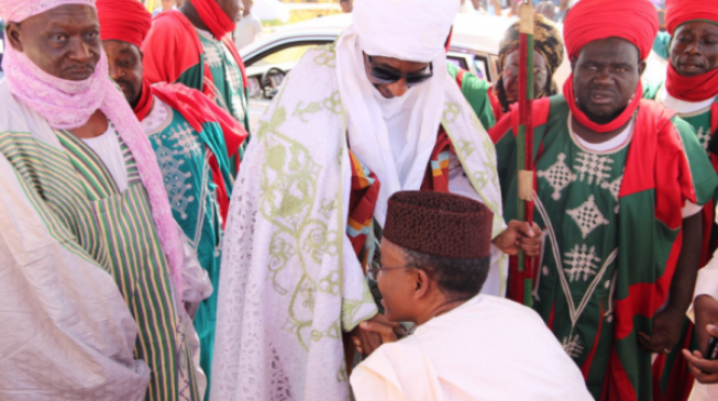 EXTRA: I get into trouble every time I give a speech in Kaduna, says Sanusi