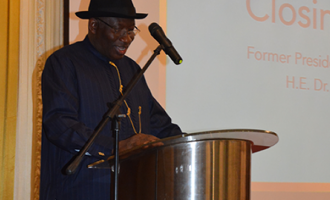 PHOTOS: Jonathan attends peace forum in Malaysia