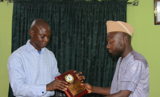 Chairman of Osun NUJ correspondents' chapel bags award of excellence