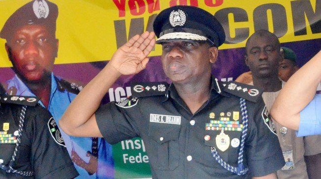 Bail is free campaign to rid the police of corruption-IGP