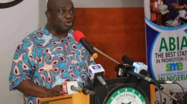 Ikpeazu appoints acting chief judge for Abia
