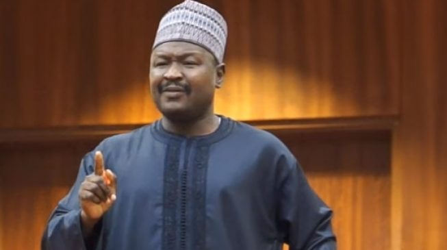 IGP gave Aisha Buhari two SUVs for her private engagements, Misau claims
