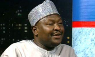 Misau, ex-police officer turned senator, says 'SARS is used to intimidate politicians'