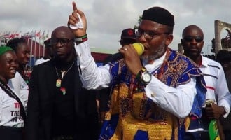 Produce Kanu before things get out of hand, IPOB warns FG, Igbo leaders