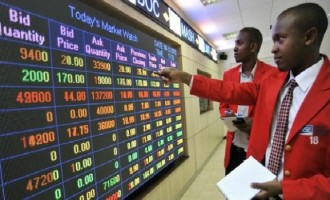 Market capitalisation closes at N14.3trn — first time ever
