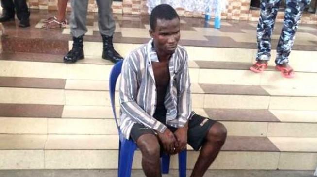 Police re-arrest 'child killer' who fled Port Harcourt station
