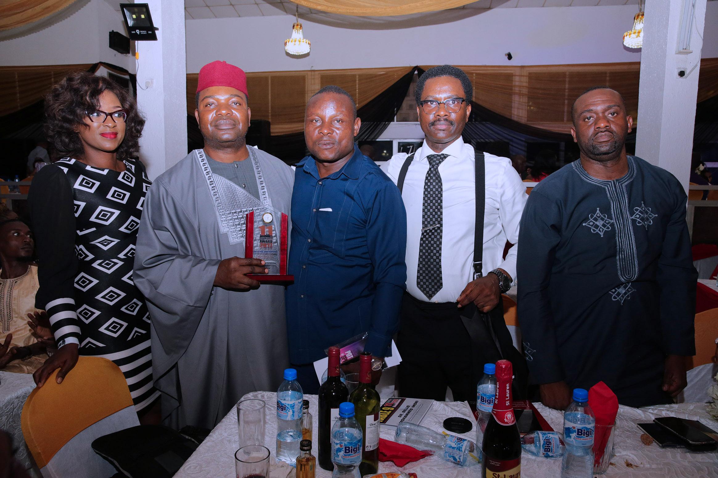 NIGERIAN MEDIA AWARD