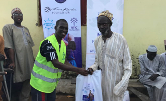 PHOTOS: Turkish foundation put smiles on the faces of less privileged