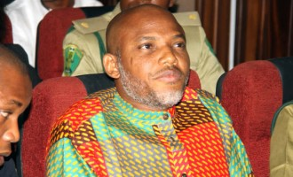 Where is Nnamdi Kanu? IPOB leader fails to attend treason trial