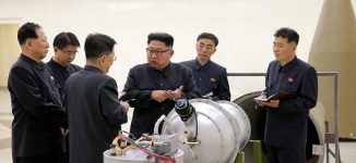 Tremor detected near North Korean nuclear test site