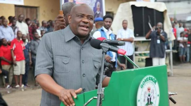 Wike's bounty and a safe nation