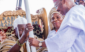 Olubadan blows hot: None of my predecessors were removed — I will not be an exception