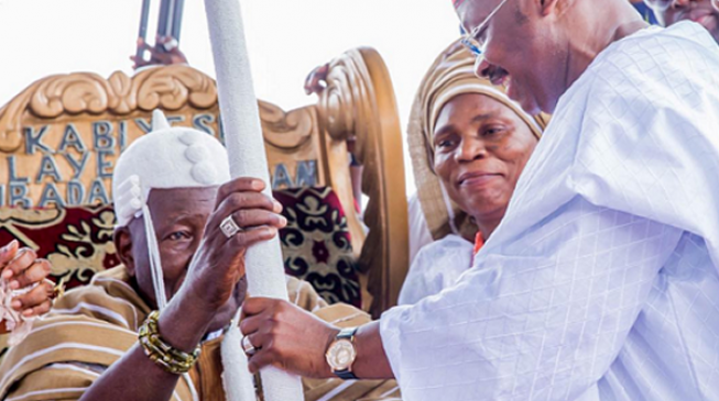Olubadan, history and the 'raw data of treachery'